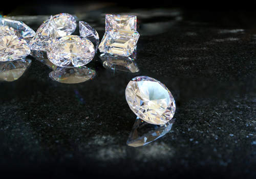 Diamond and high value items secure shipping
